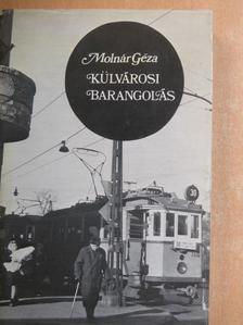Molnár Géza - Külvárosi barangolás [antikvár]