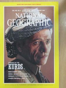 Bill Bryson - National Geographic August 1992 [antikvár]
