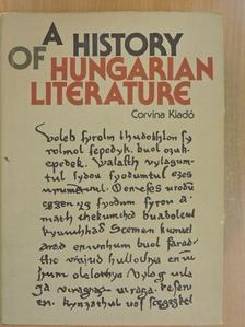G. Németh Béla - A History of Hungarian Literature [antikvár]
