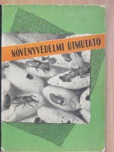 Balázs Ferenc - Növényvédelmi útmutató az 1958/59. évre [antikvár]
