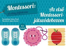 Chiara Piroddi - Az első Montessori játékdobozom