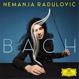 Bach - NEMANJA RADULOVIC CD
