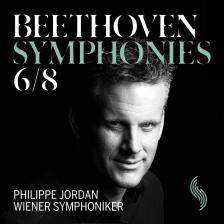 BEETHOVEN - SYMPHONIES 6&8 CD PHILIPPE JORDAN