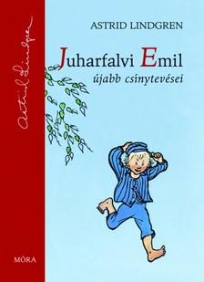 Astrid Lindgren - Juharfalvi Emil újabb csínytevései [eKönyv: epub, mobi]