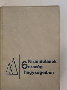 Dr. Fogarasi László - Kirándulások 6 ország hegységeiben [antikvár]