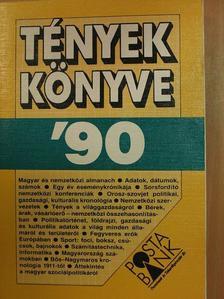 Avar János - Tények könyve '90 [antikvár]