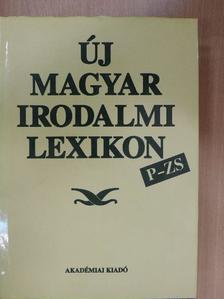 Abaffy Csilla - Új Magyar Irodalmi Lexikon 3. (töredék) [antikvár]