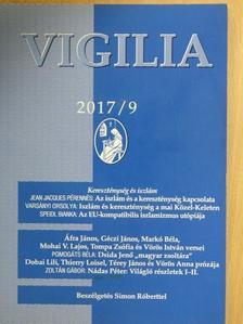 Áfra János - Vigilia 2017. szeptember [antikvár]