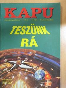Csontos Gábor - Kapu 1997/11. [antikvár]