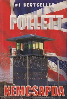 James Follett - Kémcsapda [antikvár]