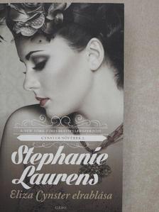 Stephanie Laurens - Eliza Cynster elrablása [antikvár]