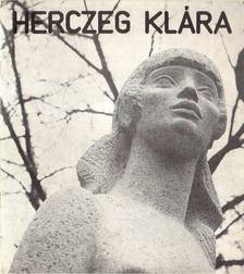 M. HEIL OLGA - Herczeg Klára szobrászművész kiállítása [antikvár]