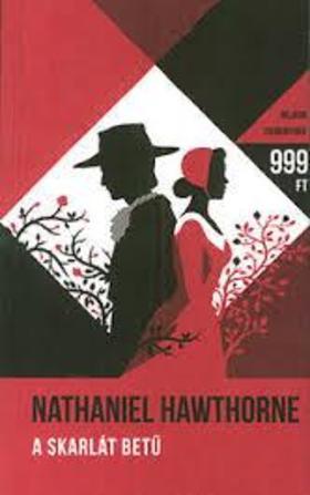 Nathaniel Hawthorne - A SKARLÁT BETŰ - HELIKON ZSEBKÖNYVEK