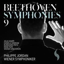 BEETHOVEN - SYMPHONY NO.9 CD PHILIPPE JORDAN