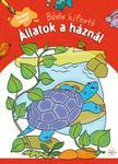 Bárcziné Sowa Halina - magyar szöveg - ÁLLATOK A HÁZNÁL - BÛVÖS KIFESTÕ