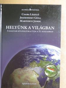 Csaba László - Helyünk a világban [antikvár]