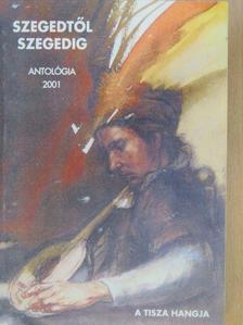 Ágoston Ilona - Szegedtől Szegedig - Antológia 2001 [antikvár]