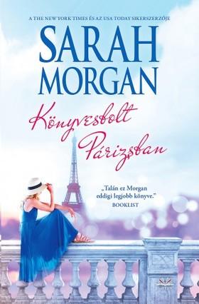Sarah Morgan - Könyvesbolt Párizsban [eKönyv: epub, mobi]