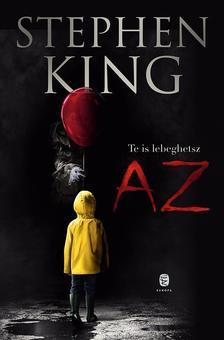Stephen King - AZ - ÚJ KEMÉNY BORÍTÓS