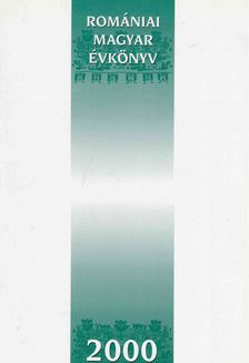 Bodó Barna - Romániai Magyar Évkönyv 2000 [antikvár]