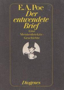 Poe, E. A. - Der entwendete Brief (minikönyv) [antikvár]