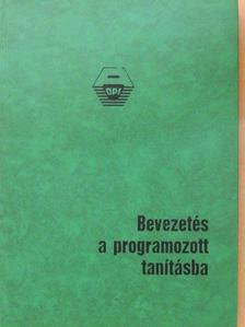 Dr. Scholz Gyula - Bevezetés a programozott tanításba [antikvár]