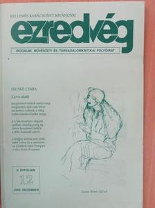 Békési Gyula - Ezredvég 2000. december [antikvár]