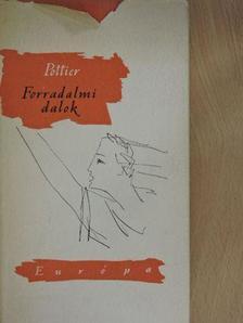 Eugéne Pottier - Forradalmi dalok [antikvár]