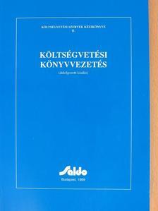 Dr. Csomó István - Költségvetési könyvvezetés [antikvár]
