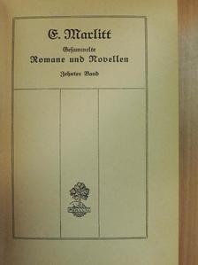 E. Marlitt - Thüringer Erzählungen (Gótbetűs) [antikvár]
