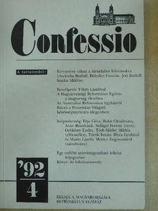 Andorka Rudolf - Confessio 1992/4. [antikvár]