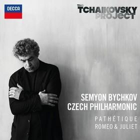 Tchaikovsky - THE TCHAIKOVSKY PROJECT CD - SYMPHONY NO.6./ROMEO AND JULIET - BYCHKOV