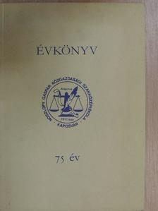 Dr. Laczkó Andrásné - Évkönyv a kaposvári Noszlopy Gáspár Közgazdasági Szakközépiskola alapításának 75. évfordulójára [antikvár]