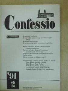 Albert Zsuzsa - Confessio 1991/2. [antikvár]