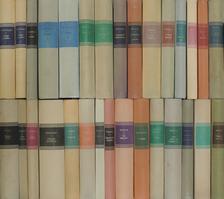 """Albert Maltz - """"30 kötet a Milliók könyve sorozatból (nem teljes sorozat)"""" [antikvár]"""