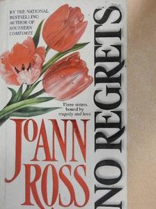 JoAnn Ross - No Regrets [antikvár]
