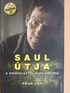 Váradi Júlia - Saul útja [antikvár]