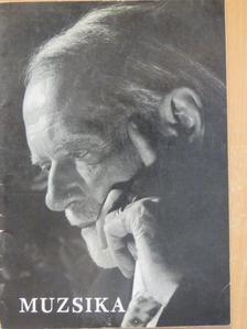 Eősze László - Muzsika 1967. május [antikvár]