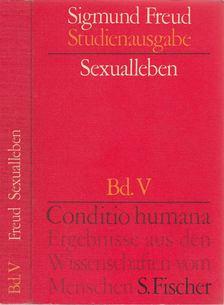 Sigmund Freud - Sexualleben [antikvár]