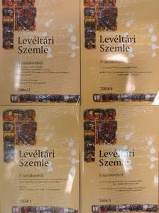 Albrechtné Kunszeri Gabriella - Levéltári Szemle 2004. január-december [antikvár]