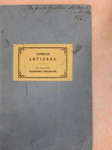 Sophoclis  - Antigone [antikvár]