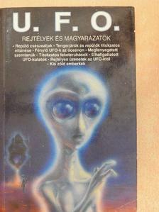 Antal András - U. F. O. Rejtélyek és magyarázatok [antikvár]