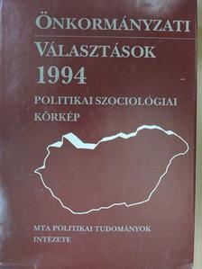 Albert József - Önkormányzati választások 1994 [antikvár]