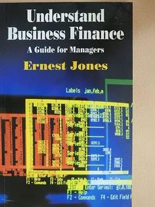 Ernest Jones - Understand Business Finance [antikvár]