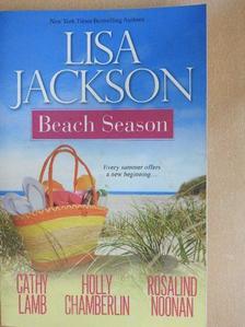 Lisa Jackson - Beach Season [antikvár]