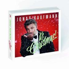 ÍT'S CHRISTMAS 2CD (DELUXE EDITION) JONAS KAUFMANN