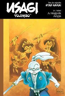Stan Sakai - Usagi Yojimbo 21. - A Hegyek Anyja