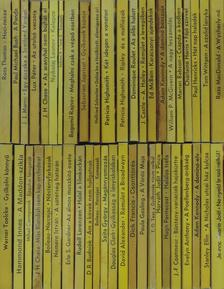 """Adam Kennedy - """"45 kötet az Albatrosz könyvek sorozatból (nem teljes sorozat)"""" [antikvár]"""