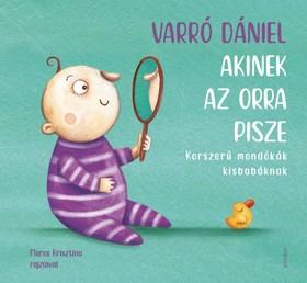 Varró Dániel - Akinek az orra pisze [eKönyv: epub, mobi]
