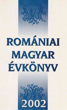 Bodó Barna - Romániai Magyar Évkönyv 2002 [antikvár]
